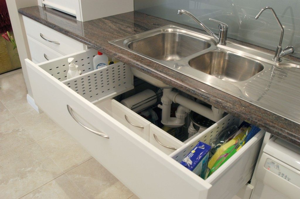 Sink Drawer Busselton South West WA Simply Cabinets