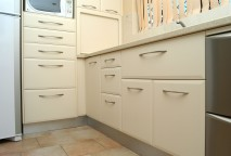 Appliance cupboards