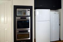 Kitchen: Matt Black